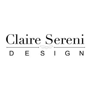 Claire Sereni Design logo
