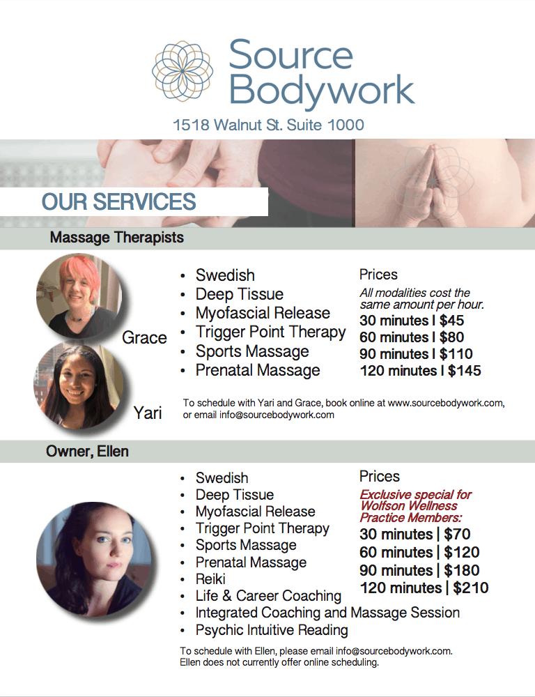 Source Bodywork Flyer