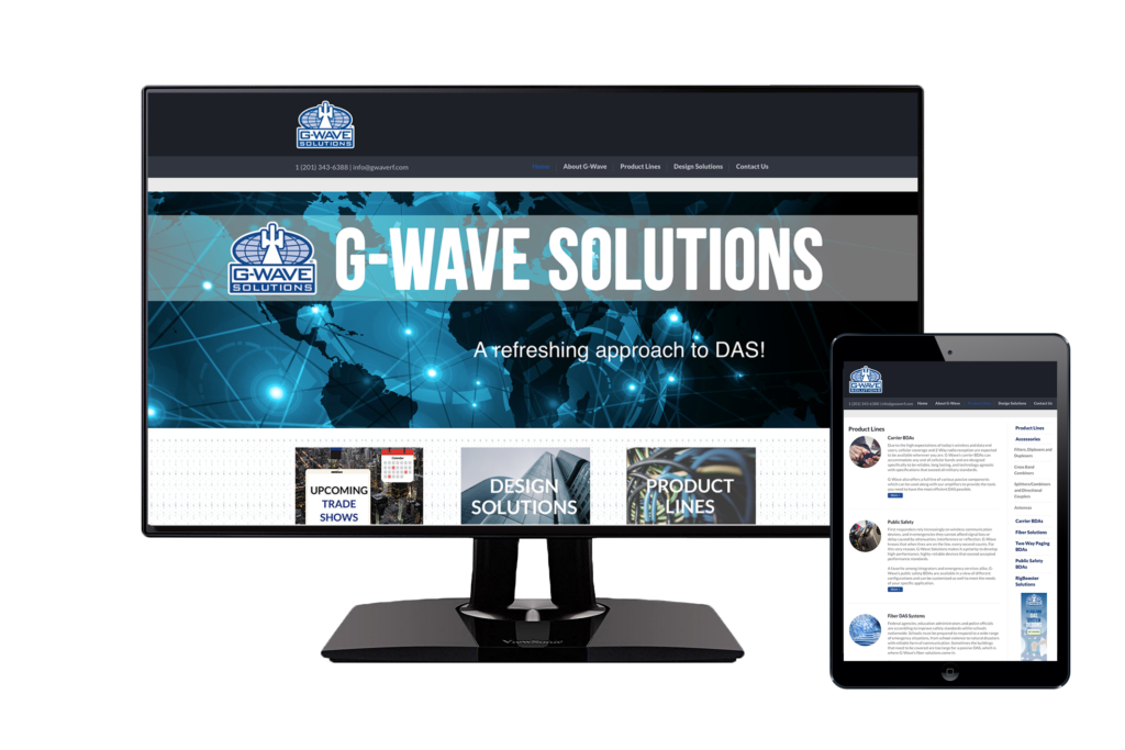 Gwave Website